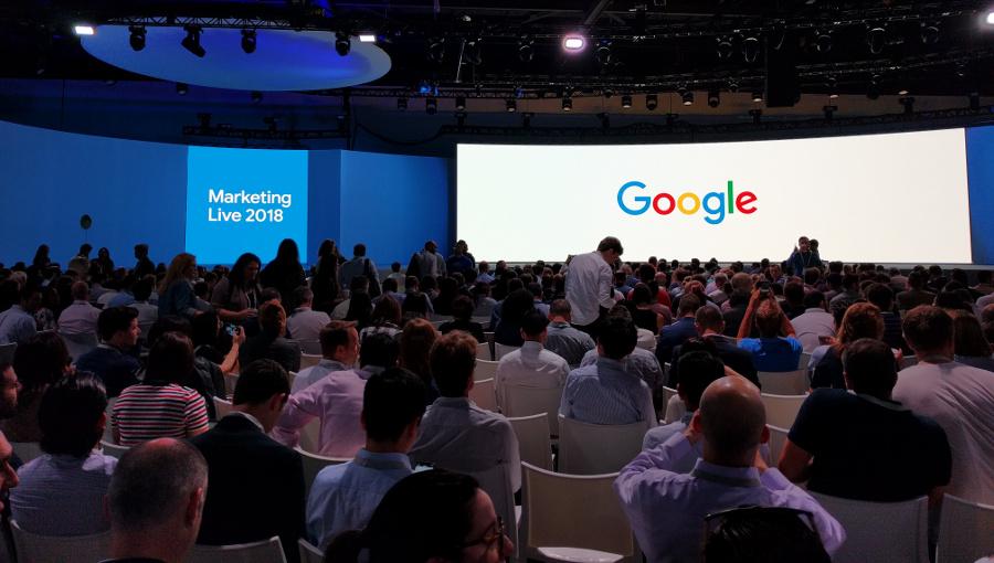 PPC Media at Google Marketing Live